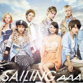 Sailing (AAA song) - Image: AAA Sailing