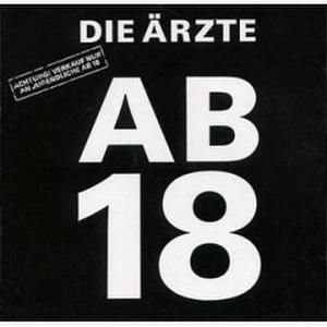 Ab 18 - Image: Ab 18 (Die Ärzte album cover art)