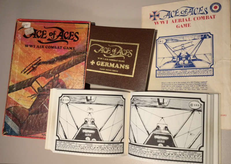 ace of aces picture book game