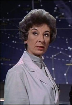 Patricia Jessel - in The Prisoner:Checkmate (1967)