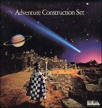 Adventure Construction Set - Cover art