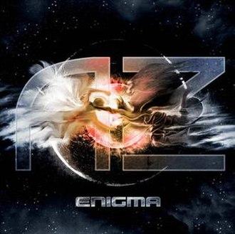 Enigma (Aeon Zen album) - Image: Aeon Zen, Enigma Album Cover