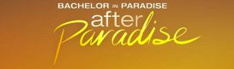 Bachelor in Paradise: After Paradise - Image: After Paradise Logo
