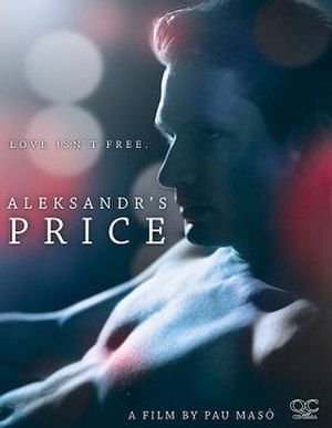 Aleksandr's Price - DVD cover