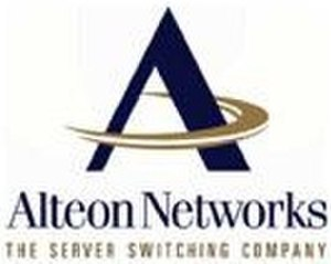 Alteon WebSystems - Original logo for Alteon Networks