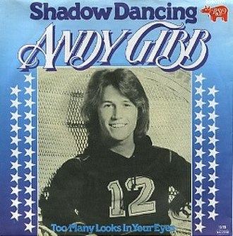 Shadow Dancing (song) - Image: Andy Gibb g (3)
