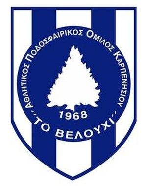 APOK Velouchi F.C. - Image: Apokvelouchifc