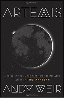 Image result for artemis by andy weir