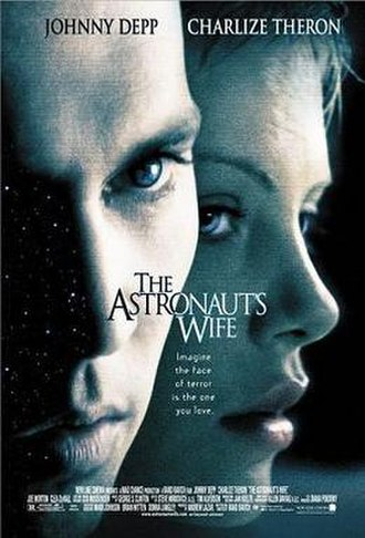 The Astronaut's Wife - The Astronaut's Wife film poster