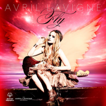 Avril Lavigne - Fly (Offizielles Einzelcover) .png