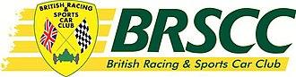 British Racing and Sports Car Club - Image: BRSCC Logo
