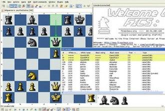 Free Internet Chess Server - FICS using BabasChess interface.