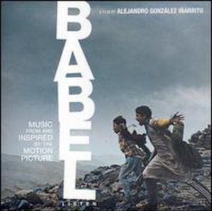 Babel (soundtrack) - Image: Babel cd