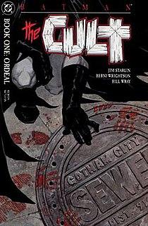 <i>Batman: The Cult</i>