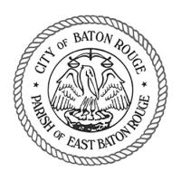 Official seal of Baton Rouge, Louisiana