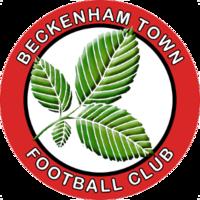 Image result for beckenham town fc crest
