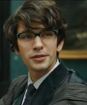 Q (James Bond) - Ben Whishaw as Q in Skyfall