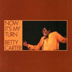 Now It's My Turn (album) - Image: Bettyturn