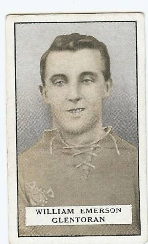 William Emerson (footballer) - Image: Billyemerson 9cl