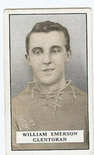 William Emerson (footballer) - Image: Billyemerson 9cl