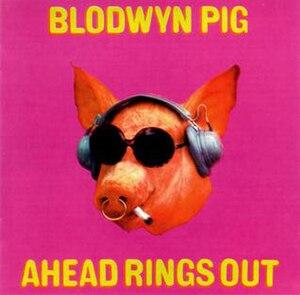 Ahead Rings Out - Image: Blodwyn Ahead