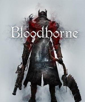 Bloodborne - Image: Bloodborne Cover Wallpaper