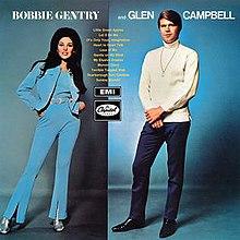 Bobbie Gentry and Glen Campbell - Bobbie Gentry & Glen Campbell.jpg