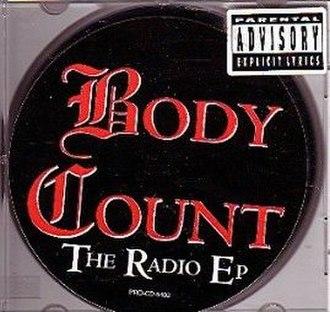 Cop Killer (song) - Image: Body Count Radio EP