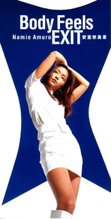 Body Feels Exit 1995 single by Namie Amuro