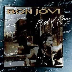 Bed of Roses (song) - Image: Bon Jovi Bed Of Rosescover