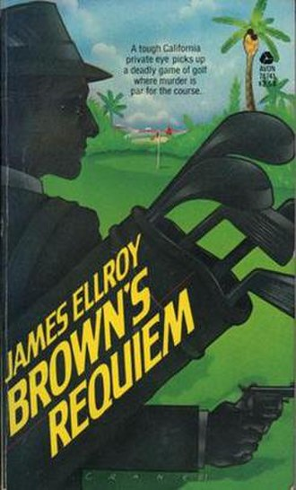 Brown's Requiem (novel) - First edition