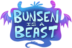 Bunsen Is a Beast logo.png
