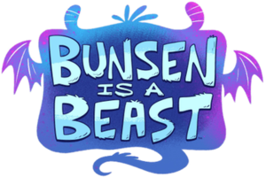 Bunsen Is a Beast - Image: Bunsen Is a Beast logo