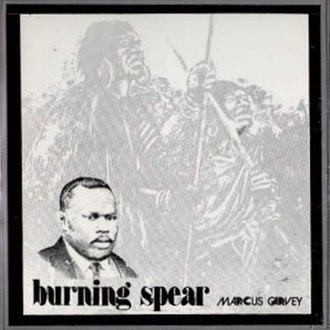 Marcus Garvey (album) - Image: Burning Spear Marcus Garvey(JA)
