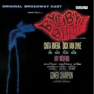 Bye Bye Birdie - Original Broadway cast album