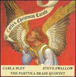 Carla's Christmas Carols - Image: Carla's Christmas Carols