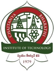 Chaitanya Bharathi Institute of Technology logo.png