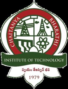 CBIT Hyderabad logo