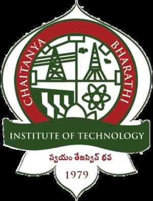 Chaitanya Bharathi Institute of Technology - Image: Chaitanya Bharathi Institute of Technology logo
