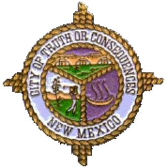 Truth or Consequences, New Mexico - Image: City of Truth or Consequences Seal