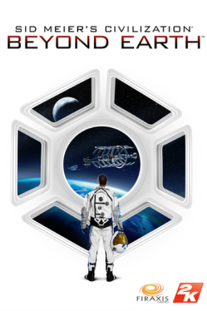 Civilization: Beyond Earth - Image: Civilization Beyond Earth cover art