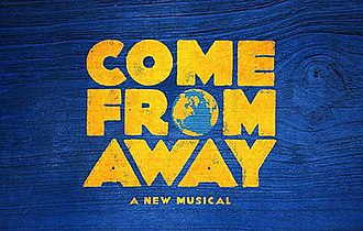 Come from Away - Image: Come From Away Logo