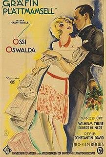 <i>Countess Ironing-Maid</i> 1926 film
