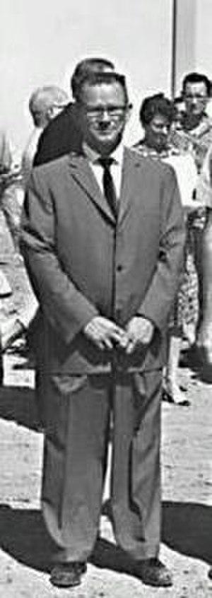 Leroy M. Cox - Leroy M. Cox (in 1962)