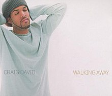 Craig David — Walking Away (studio acapella)