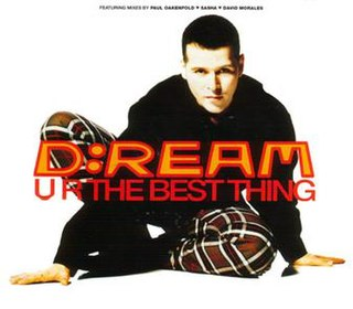 U R the Best Thing 1992 single by D:Ream