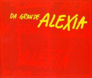 Da Grande 2005 single by Alexia