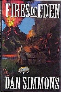 <i>Fires of Eden</i> novel by Dan Simmons