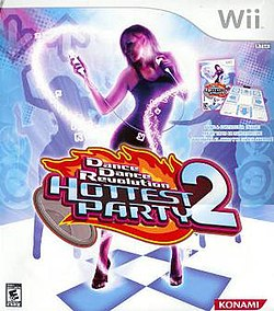 DanceDanceRevolution Hottest Party 2 Boxshot.jpg