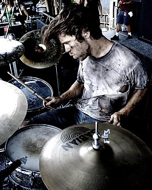 Daniel Davison - Daniel Davison, Ozzfest 2006